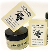 Ozonated Olive Oil Castile Soap