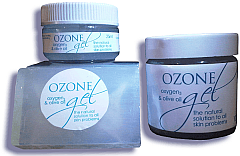 Ozonated Olive Healing Gel & Soap