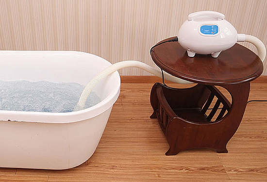 Ozone Spa Bath Mat Machine